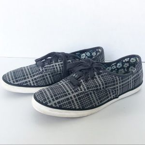 Keds Classic Champion Canvas Sneakers